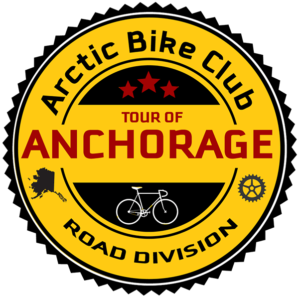 Arctic Bicycle Club Road Division Tour of Anchorage Race Logo